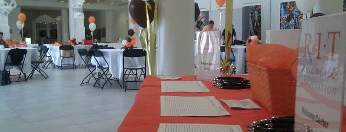 Alumni Welcome Center at Commencement is one of Commencement & Convocation.