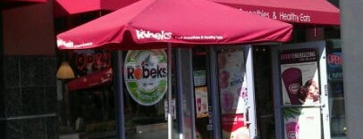 Robeks Fresh Juices & Smoothies is one of Good Eats: South SD Edition.