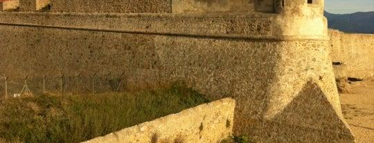Citadelle d'Ajaccio is one of 🏖Corsica.