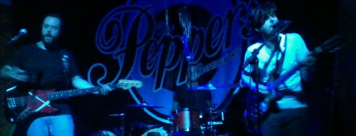 Peppers is one of Bares Rock em Curitiba.