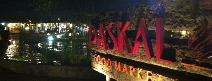 Paskal Food Market is one of To visit.