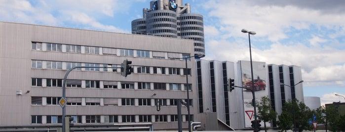 BMW Welt is one of StorefrontSticker #4sqCities: Munich.