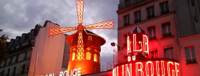 Boulevard de Clichy is one of Paris.
