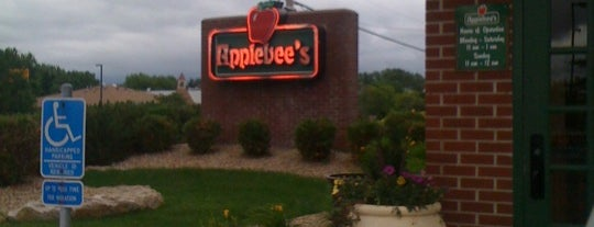 Applebee's Grill + Bar is one of MN.