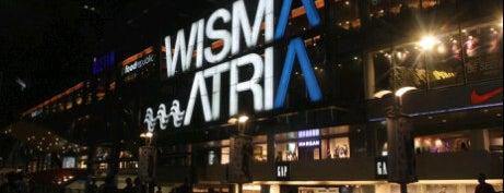 Wisma Atria is one of Neu Tea's Nav.