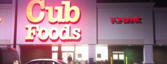 Cub Foods is one of Tempat yang Disukai Alan.