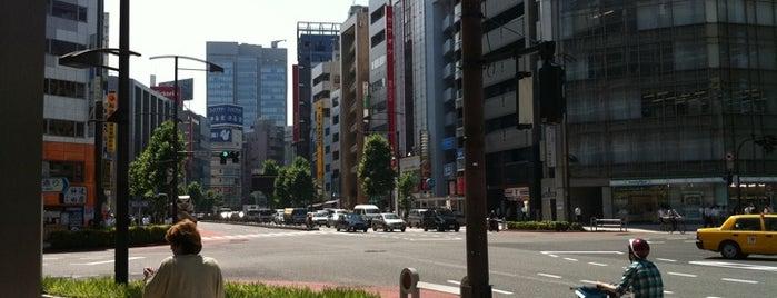 本郷通り (Hongō dōri)