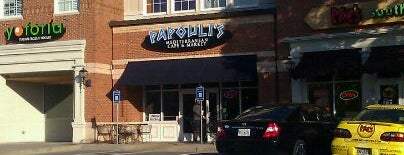 Papouli's Mediterranean Cafe and Market is one of Lugares guardados de Staci.