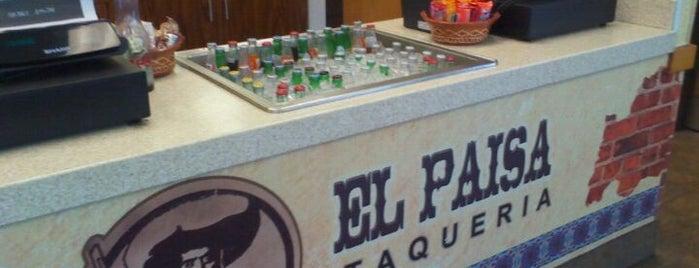 El Paisa Cocina Mexicana is one of Tempat yang Disukai Mitch.