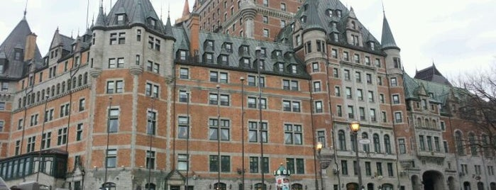 Must see places in Quebec City