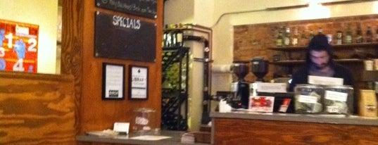 Birch Coffee is one of Dope Dozen: best coffee NYC.