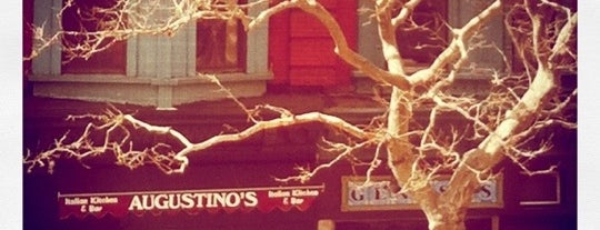 Augustino's is one of The Essential Hoboken Classics.