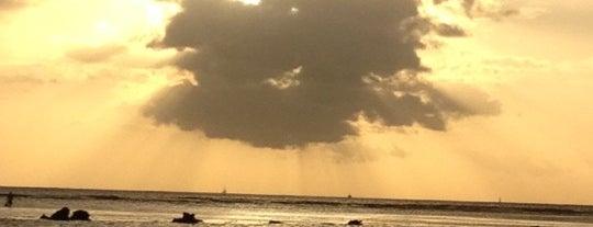 Ala Moana Beach Park is one of The Beaches in Hawaii.