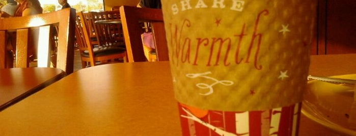 Panera Bread is one of Guide to St Petersburg's best spots.