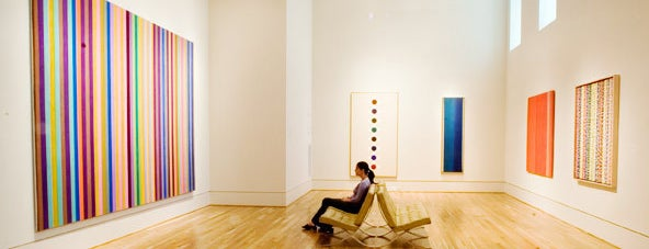 """The Phillips Collection is one of """"Off The Mall"""" Destinations."""
