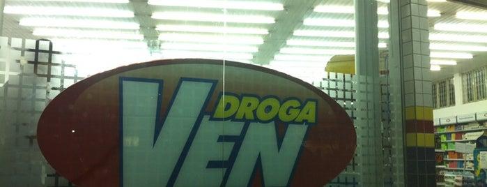 Droga Ven is one of Meus pontos em Araraquara.