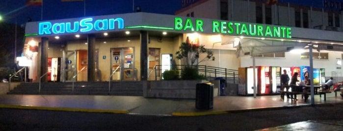 Bar Restaurante Rausan is one of Lugares favoritos de Rodrigo.