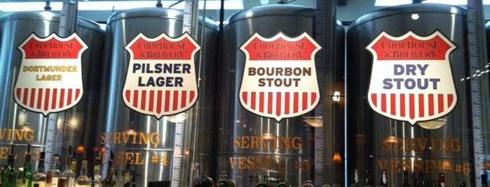 Denver ChopHouse & Brewery is one of Best Breweries in the World.