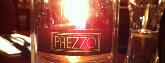 Prezzo is one of London لندن.
