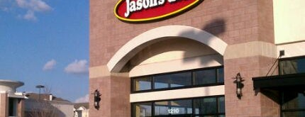 Jason's Deli is one of Orte, die HEATHER gefallen.