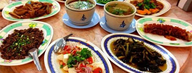 ข้าวต้มเซาะฮึ้ง 雪园 is one of Hat Yai.