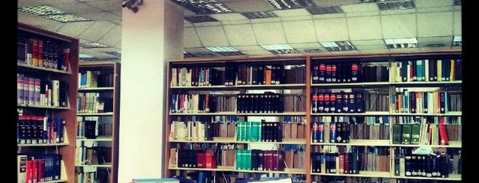Gazi Üniversitesi Merkez Kütüphanesi is one of Orte, die Doğancan gefallen.