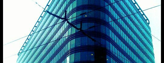 БЦ «Four Winds Plaza» is one of Офисы, в которых можно подписаться на фрукты (ч.2).