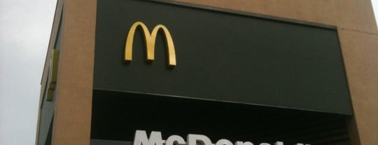 McDonald's is one of Orte, die Illia gefallen.