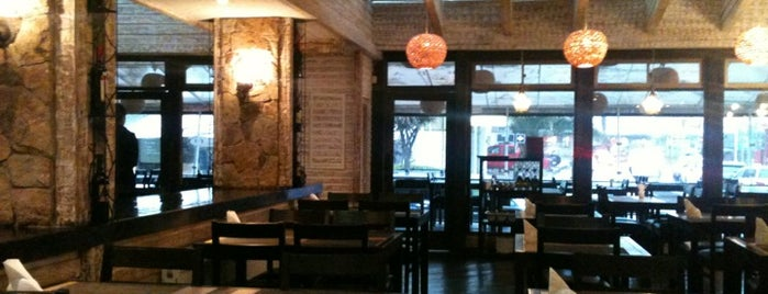 Siroco Pizzeria is one of Top 1000 favorites places in chile.