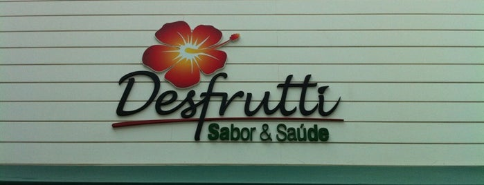 Desfrutti is one of Lieux qui ont plu à Alberto J S.