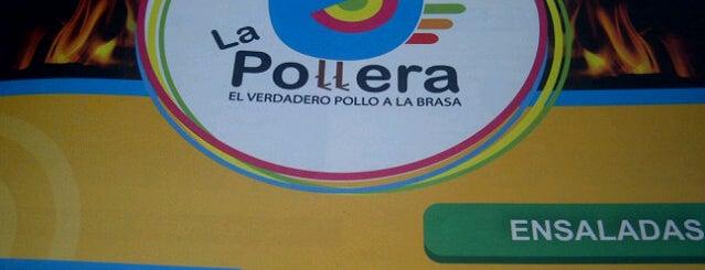 La Pollera is one of La ruta de Mistura 2012.