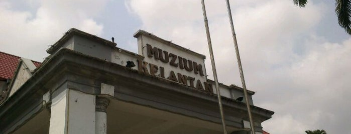 Muzium Kelantan is one of Attraction Places to Visit.