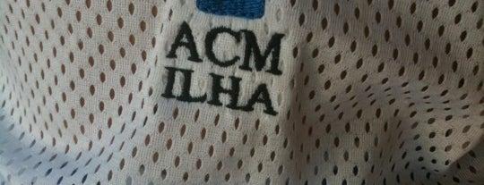ACM - Associação Cristã de Moços is one of Lieux qui ont plu à Eduardo.
