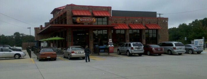 SHEETZ is one of York College Student Hotspots.