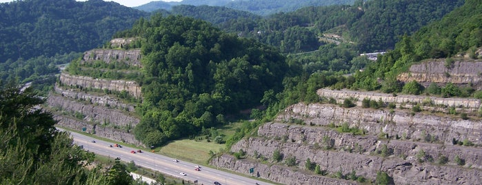 Pikeville Cut-Through Overlook is one of Favorites: Eastern KY.