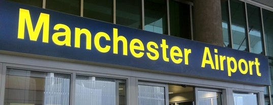 Flughafen Manchester (MAN) is one of Airports - Europe.
