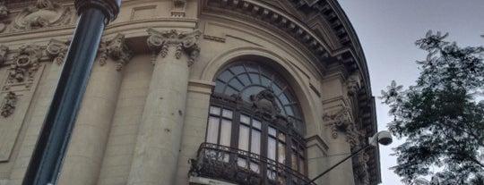 Museo Nacional de Bellas Artes is one of Chile!.