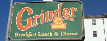 Grinder is one of Tempat yang Disimpan Lily.