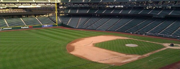 T-Mobile Park is one of Great Sport Locations Across United States.