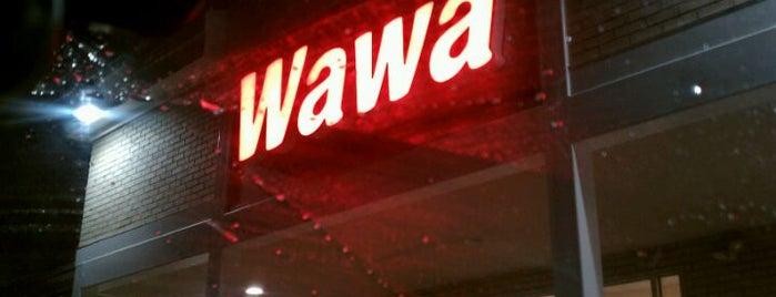 Wawa is one of สถานที่ที่ Eric ถูกใจ.