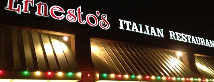 Ernesto's Italian Restaurant is one of The Portland Experience.
