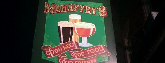 Mahaffey's Pub is one of Beer in Baltimore.