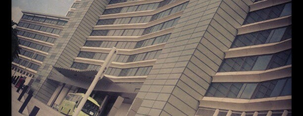 Hong Kong SkyCity Marriott Hotel is one of HOTEL.