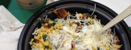 Qdoba Mexican Grill is one of Faith's Liked Places.