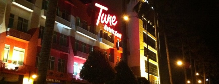 Tune Hotels is one of Lieux sauvegardés par ♭Ξ ℳ♭Ξ Ƙ.