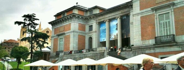 Museo Nacional del Prado is one of mylifeisgorgeous in Madrid.