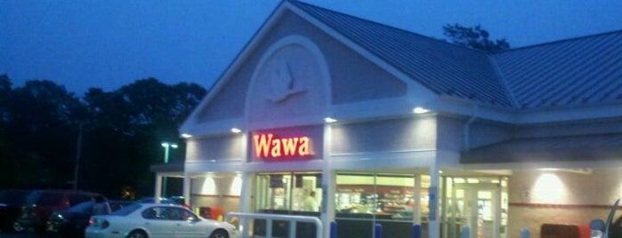 Wawa is one of Lugares favoritos de Erin.