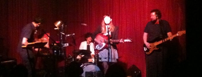 Hotel Cafe is one of SF Metromix's Top 25 Live Music Venues.