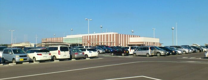 Ibaraki Airport (IBR) is one of Airport.
