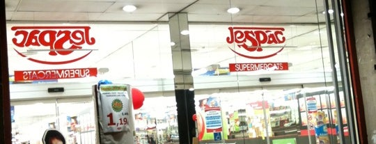 Jespac Supermercat is one of Marco's Liked Places.